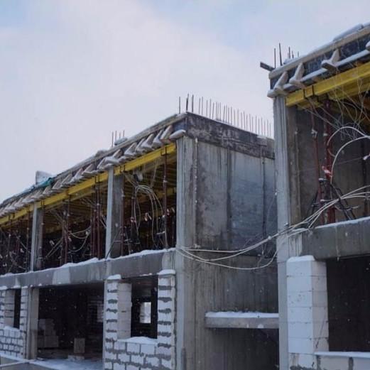 Ход строительных работ в ЖК Румболово-Сити