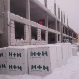 Ход строительства ЖК Румболово-Сити